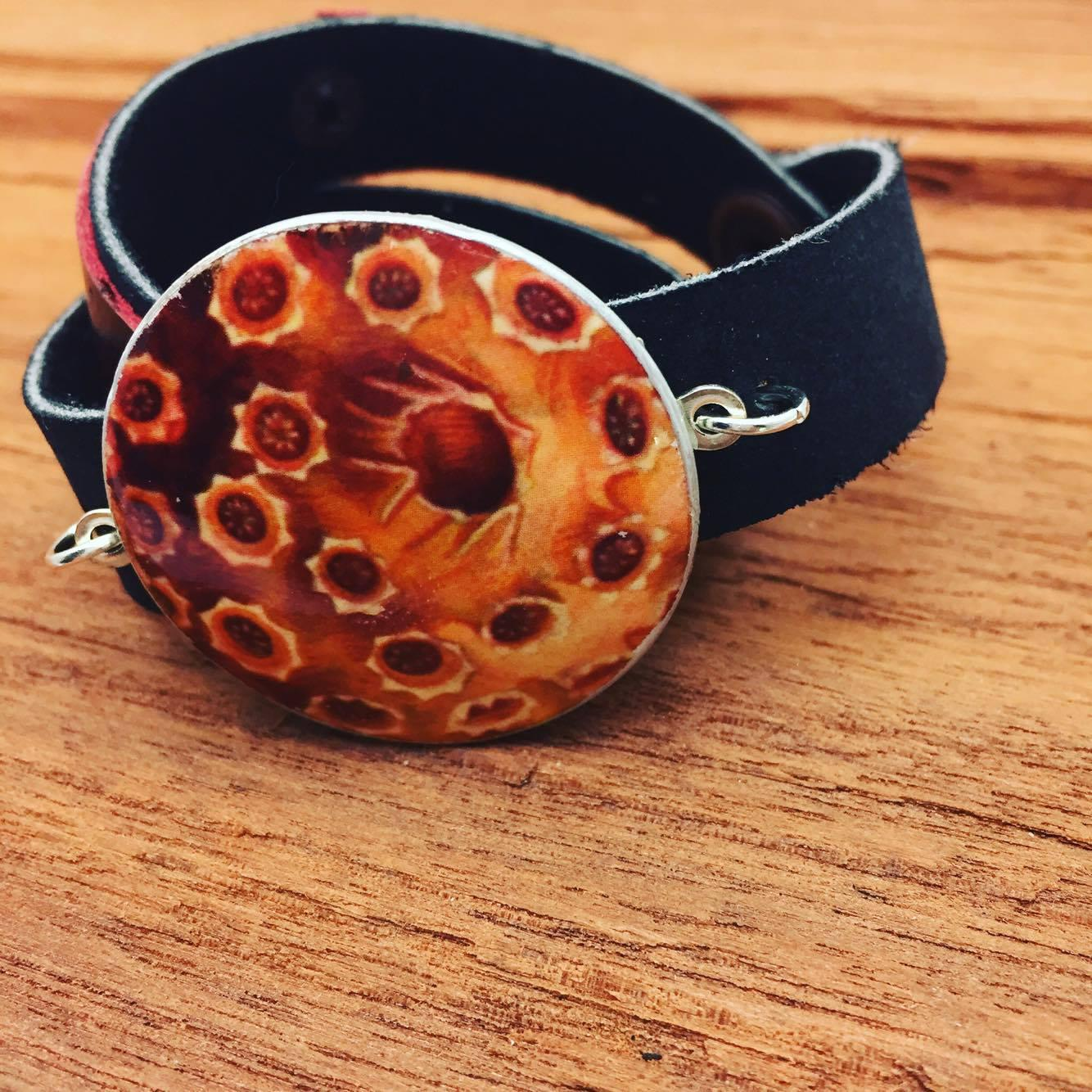 Jewellery range made from recycled coffee pods
