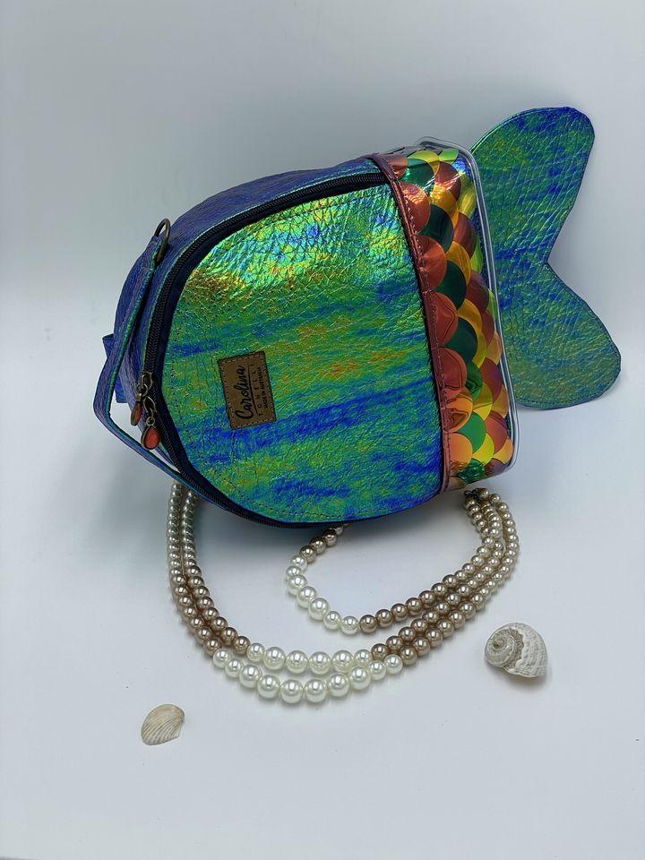 Mermaid Handbag | Backpack | Crossbody | Womans Bag