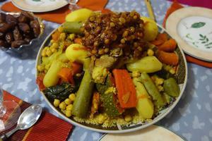 Casablanca Real Moroccan Cuisine