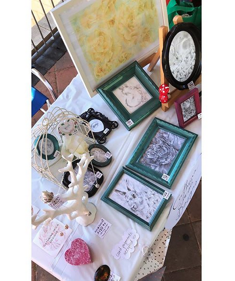 Cathrina Jacob Designs - stall