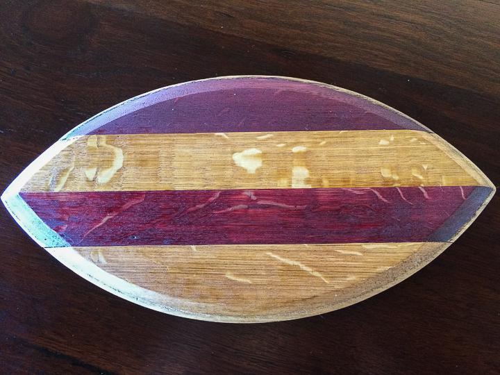 Surf Board Platter