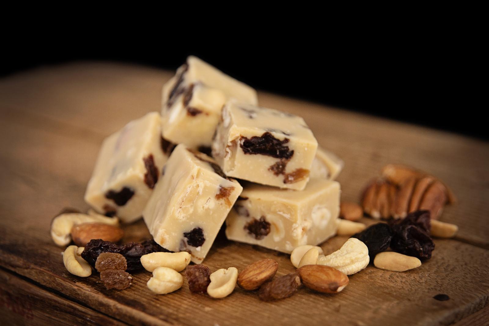 Fruit & Nut Fudge