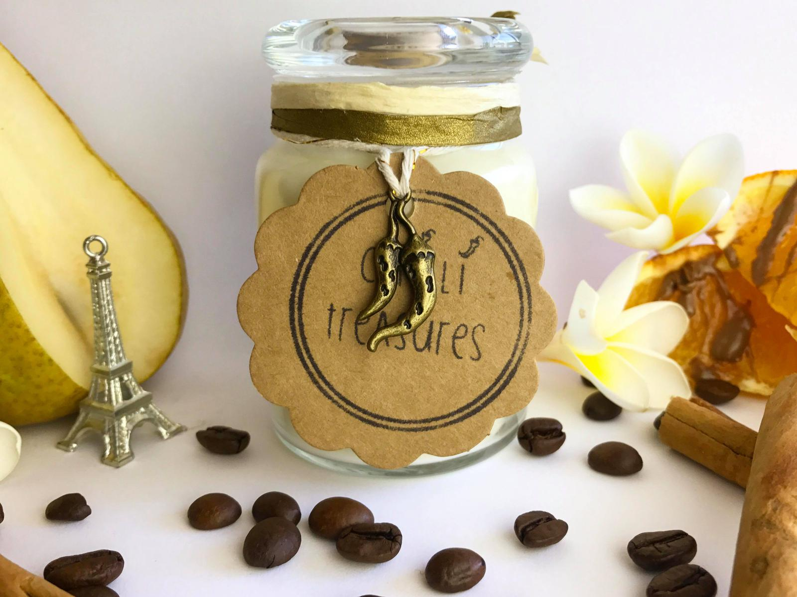 Beautifully Scented Vegan Soy Candles