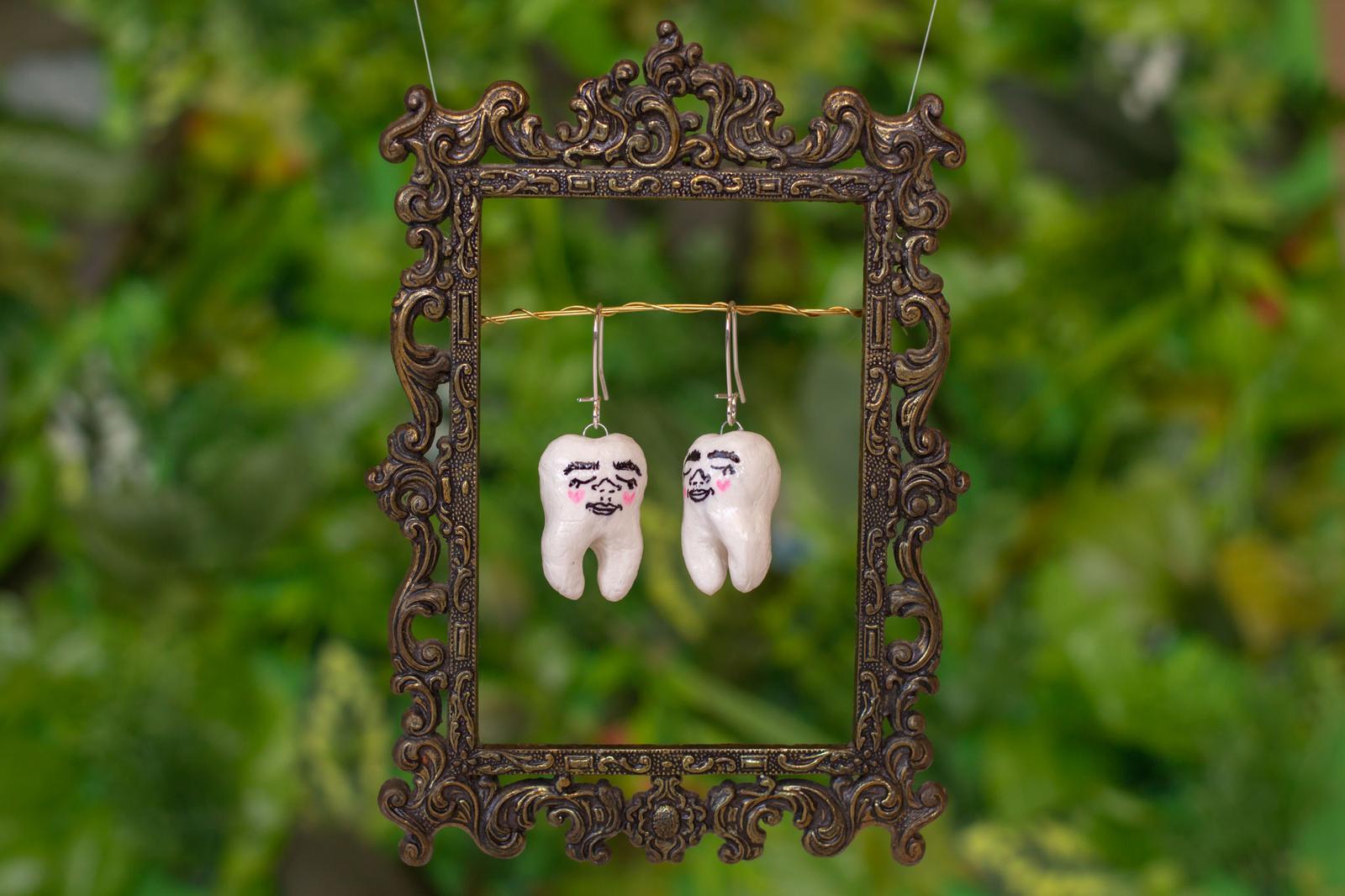 Love Teeth Earrings