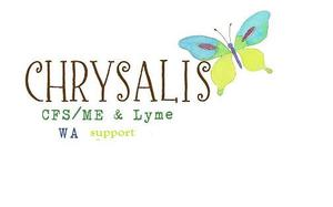 Chrysalis cfs and Lyme disease  support group