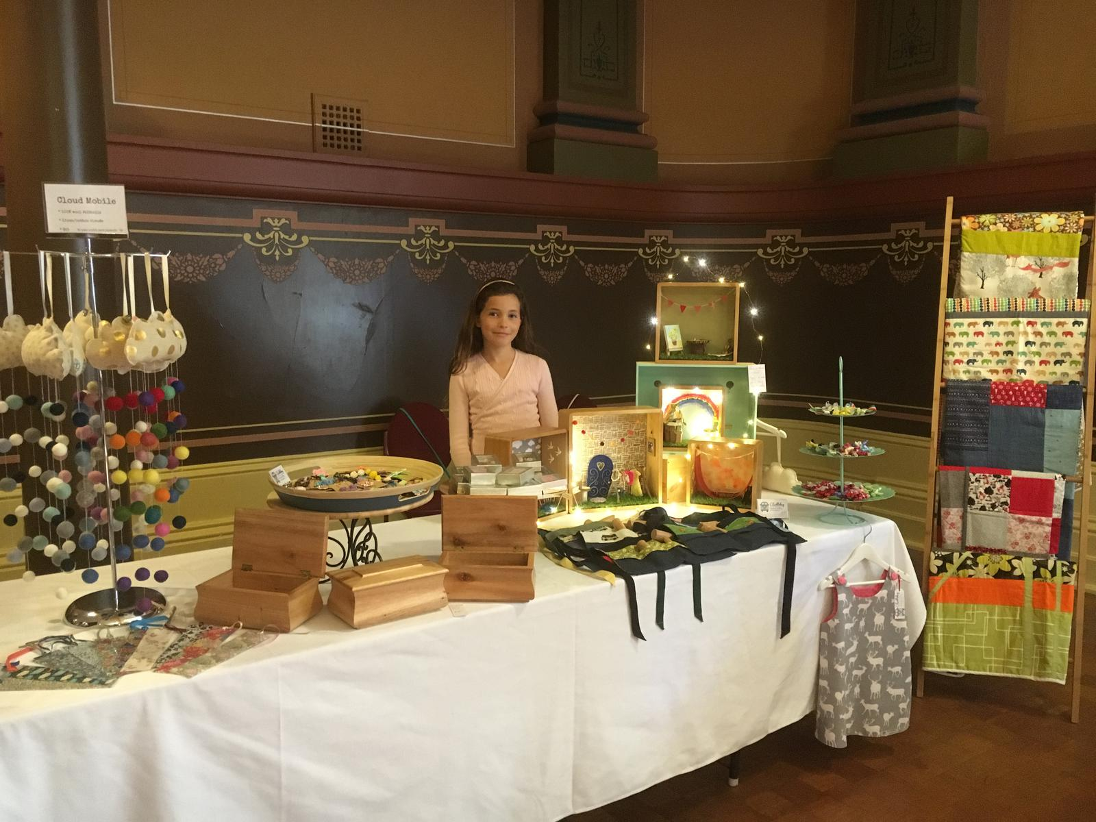 Market Day at the Majestic Fremantle Town Hall