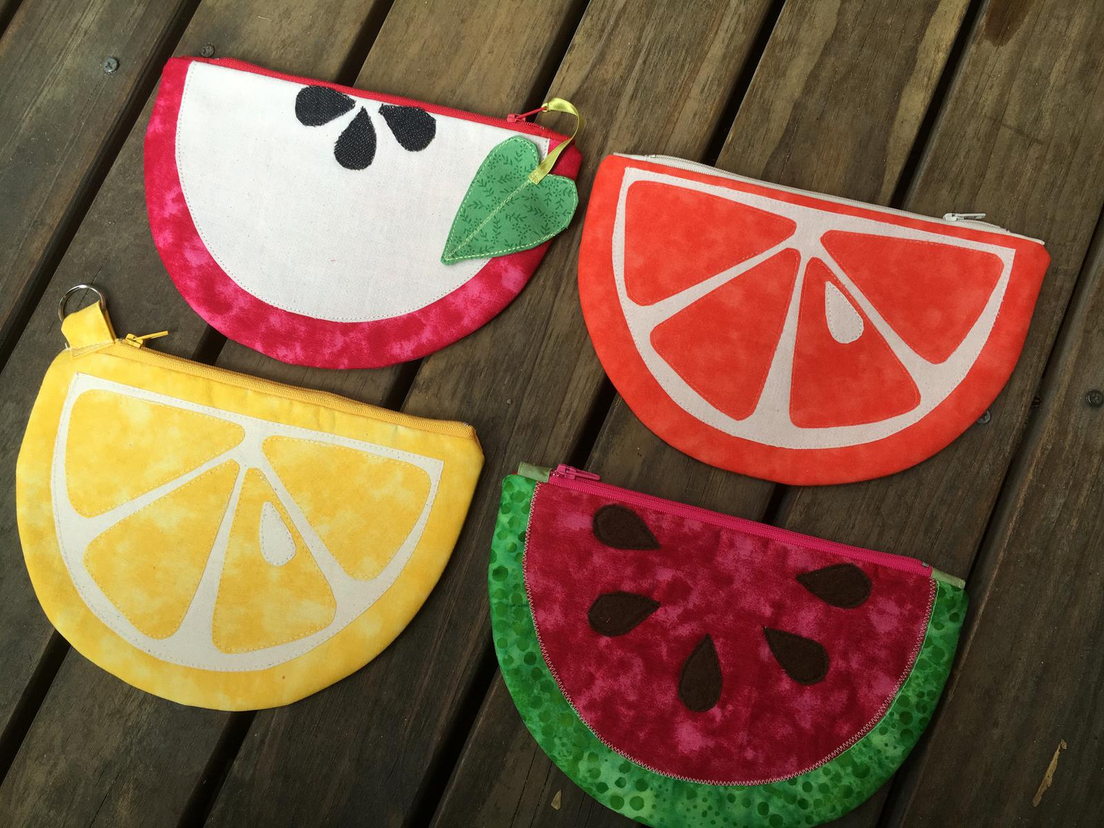 Fruity Handbags
