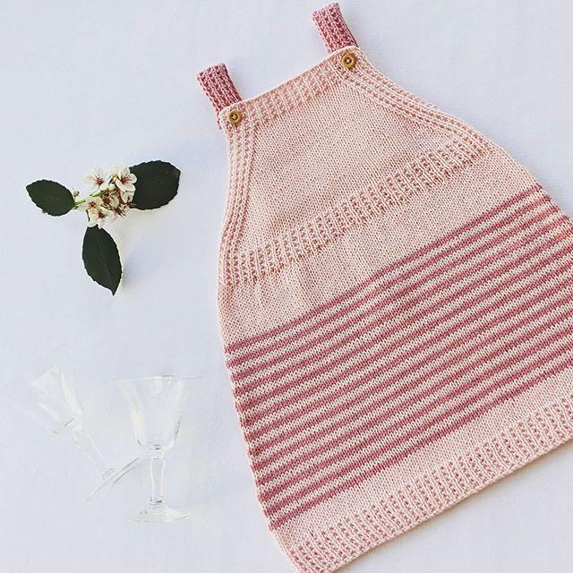 Cotton Overalls Dress - perfect for summer!