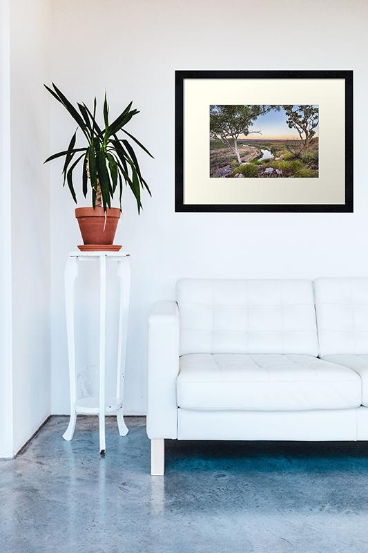 Coastal West Creative Framed Images