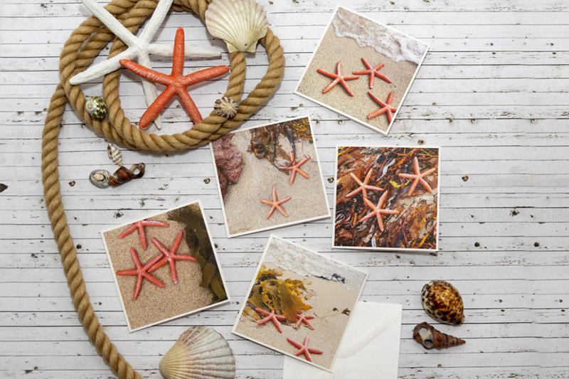 Coastal West Creative Greeting Cards