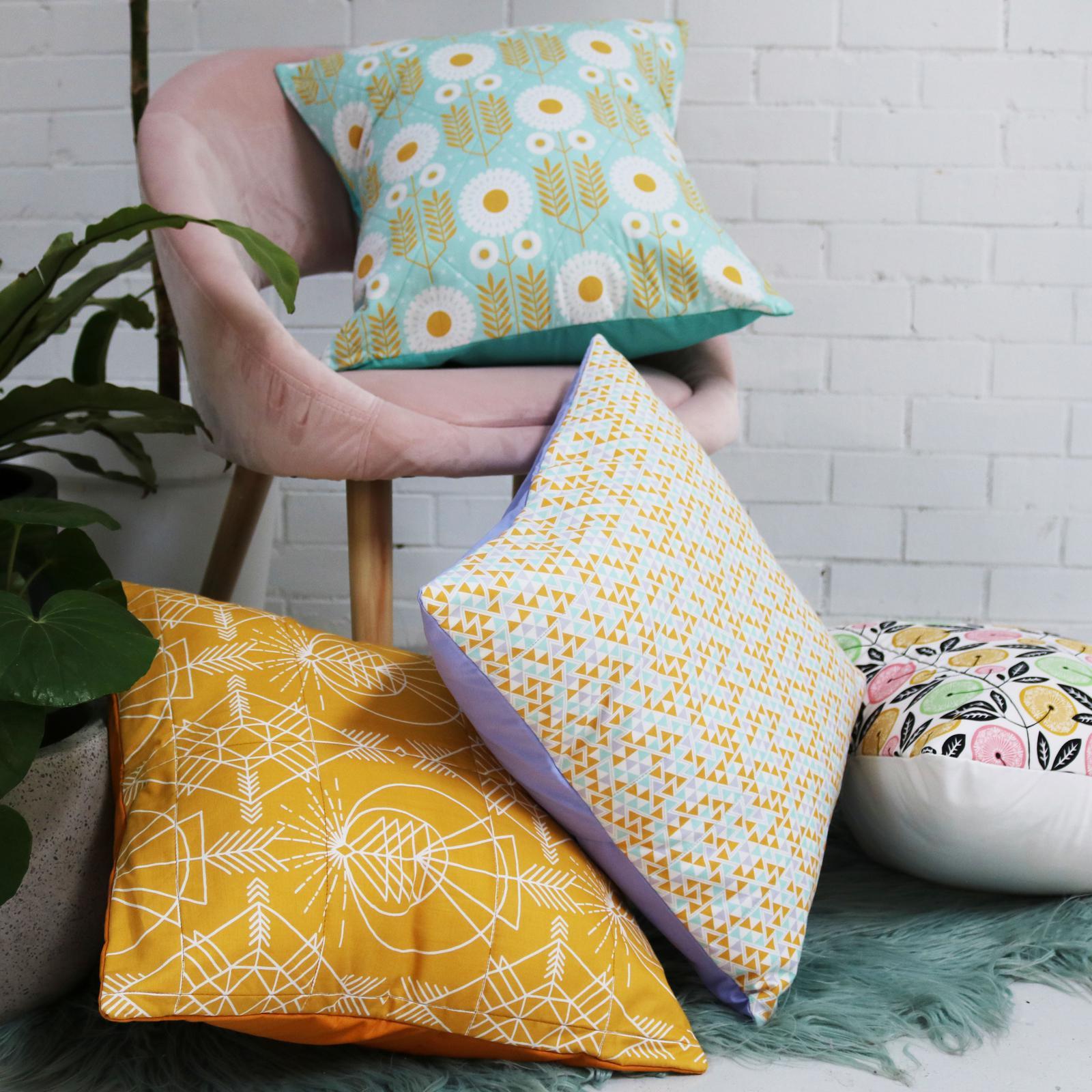 Boho Style Cushions