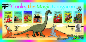 Conky the Magic Kangaroo