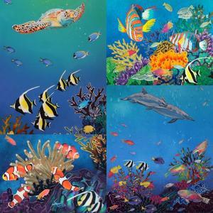 Coral Coast Art