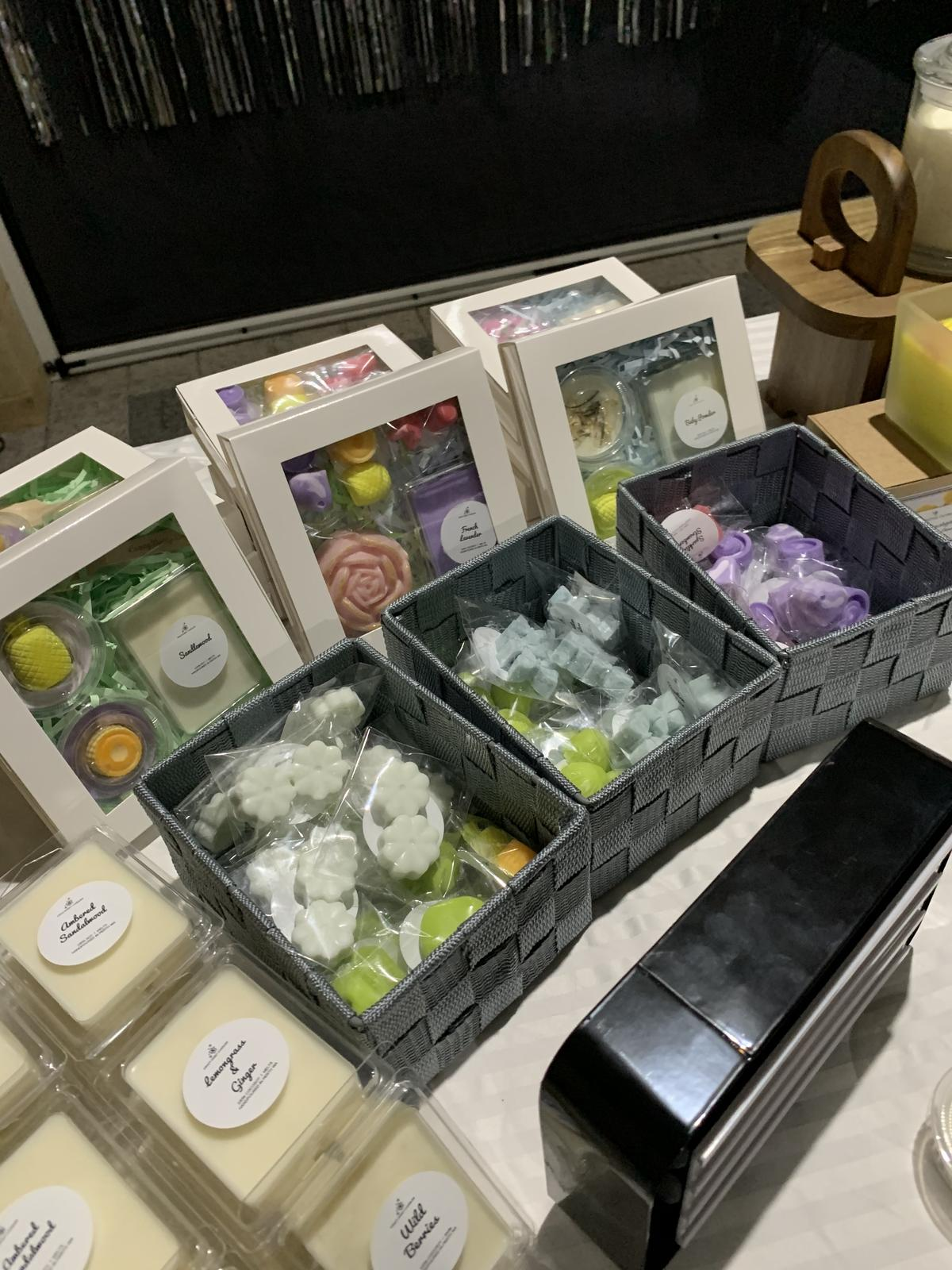 Soy Wax Melts & Gift Sets
