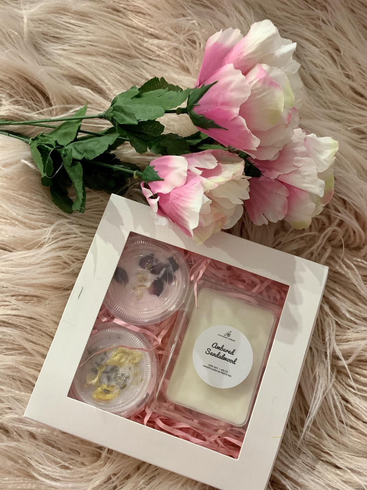 Soy Wax Melt Gift Sets
