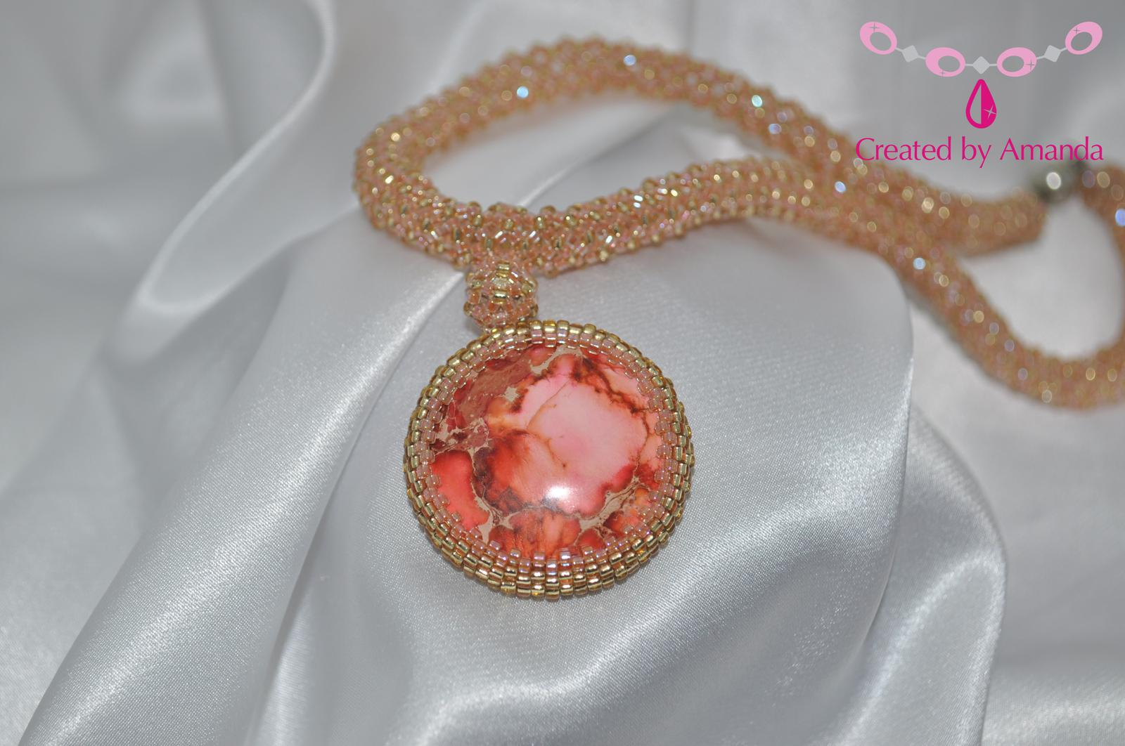 Cabochon Necklace