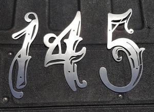 Custom Metal Features