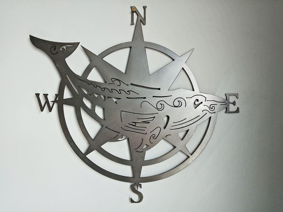 Whale Compass