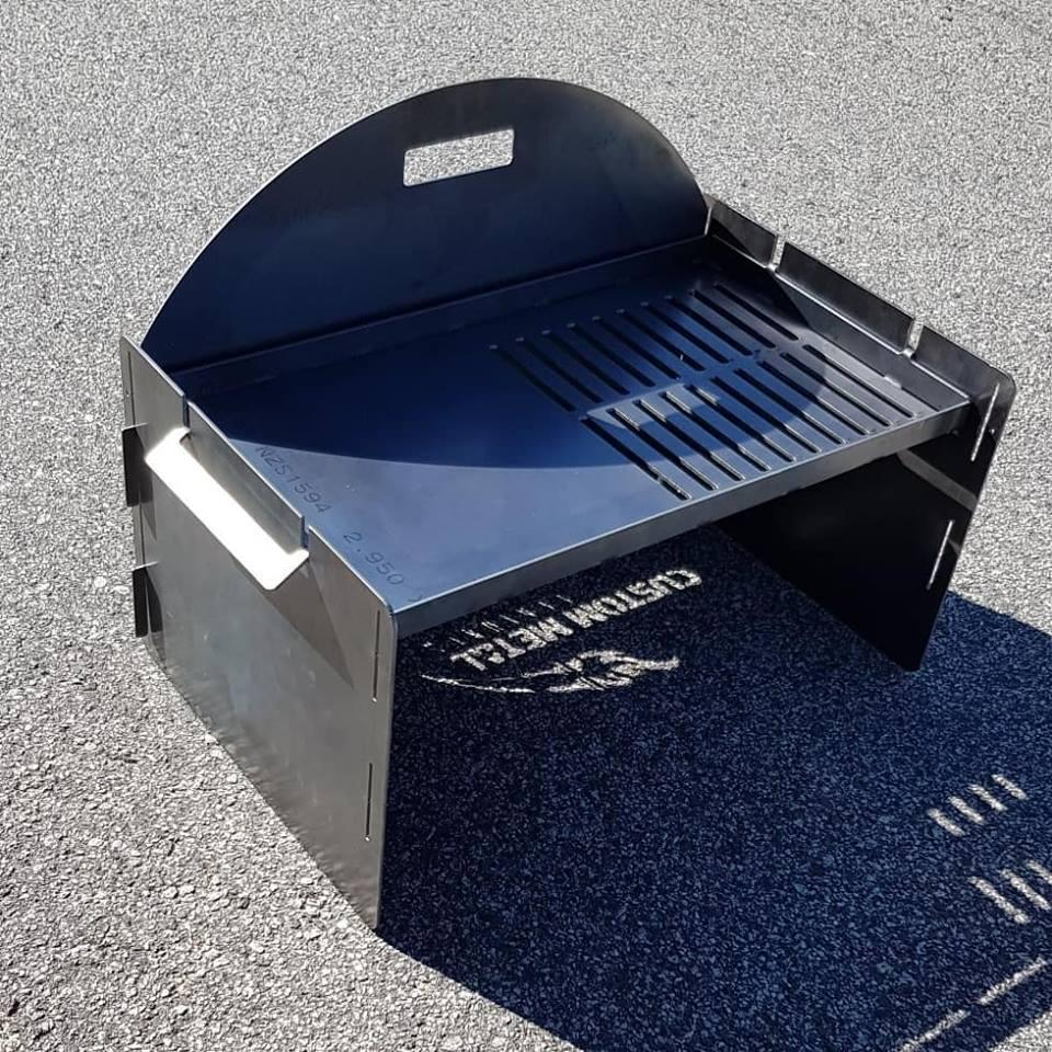 Collapsable Firepit