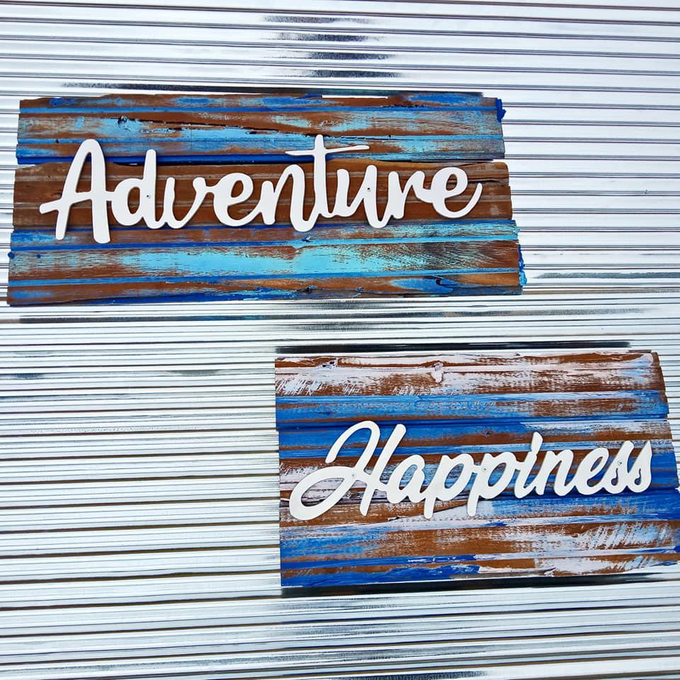 Adventure & Happiness