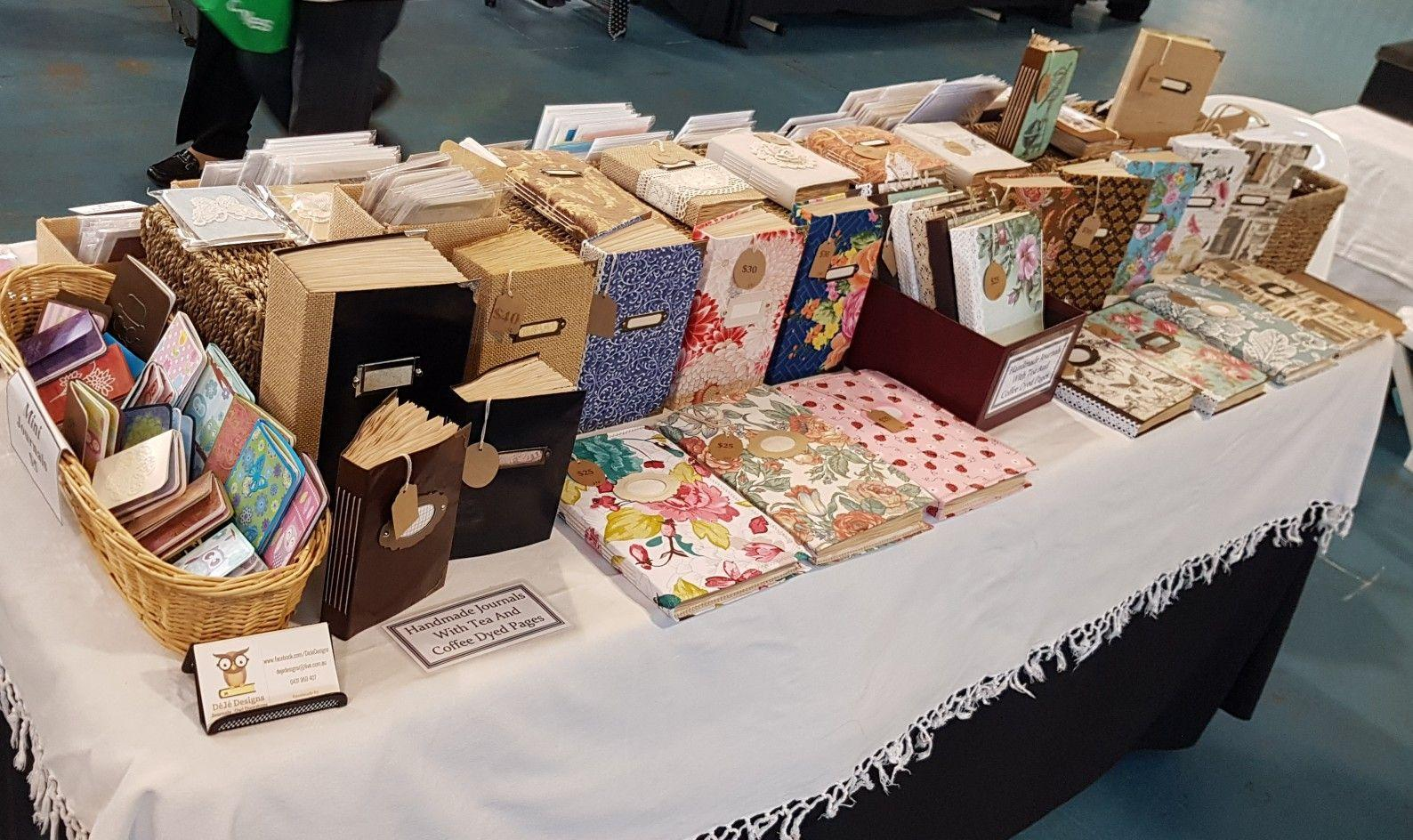 Single Table Display - Journals and Cards