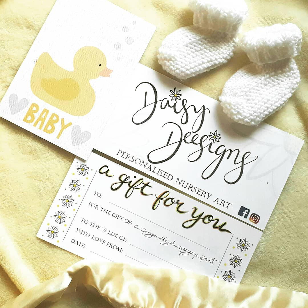 Daisy Deesigns Gift Voucher