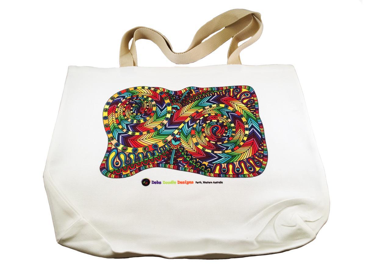 """""""Circle of Life"""" Tote Bag"""
