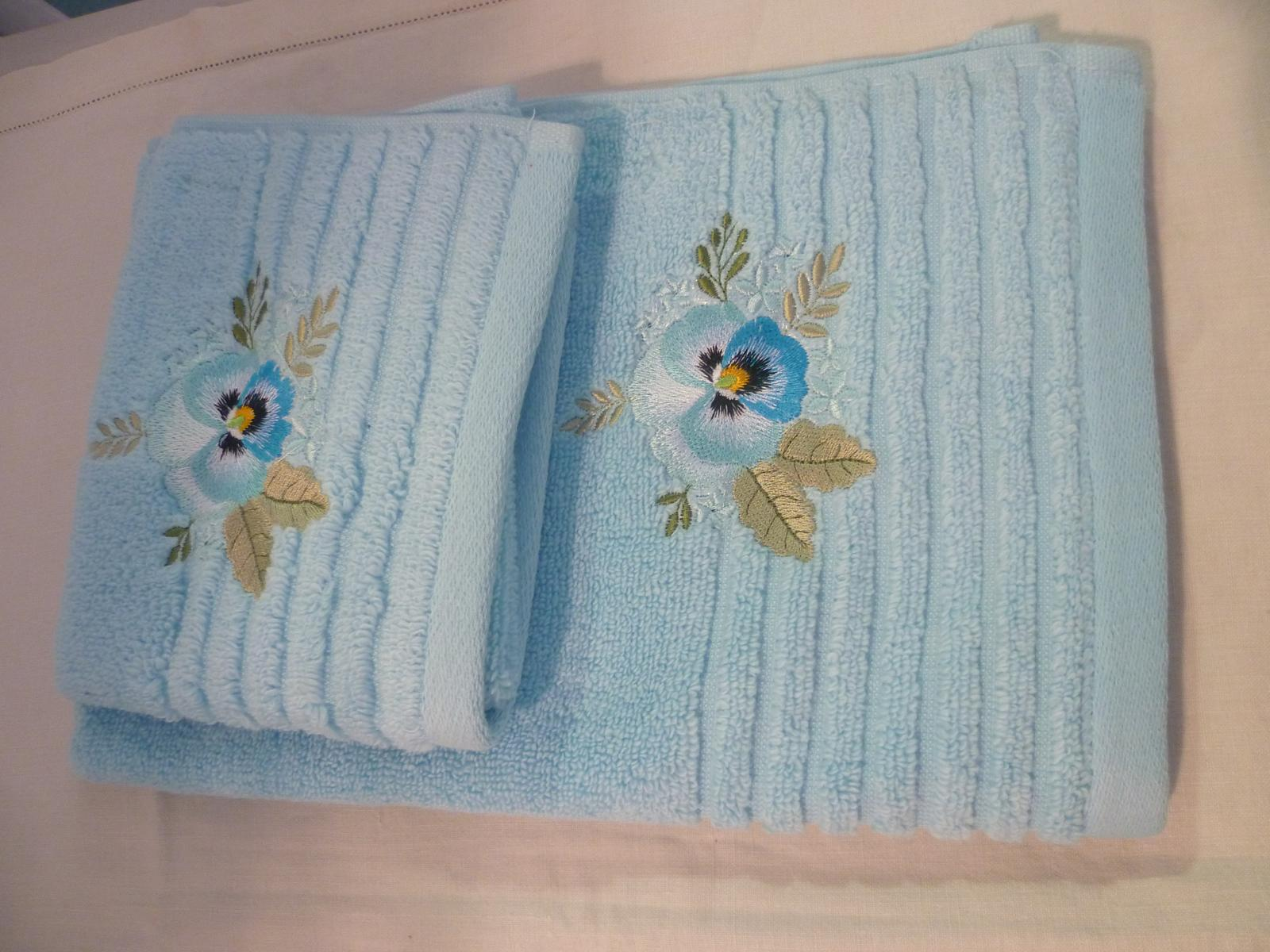 Hand Towel and Face Washer