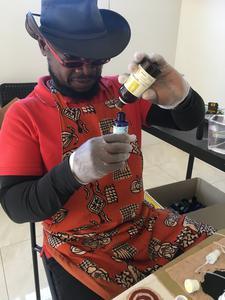 Dr. Kwasi' O