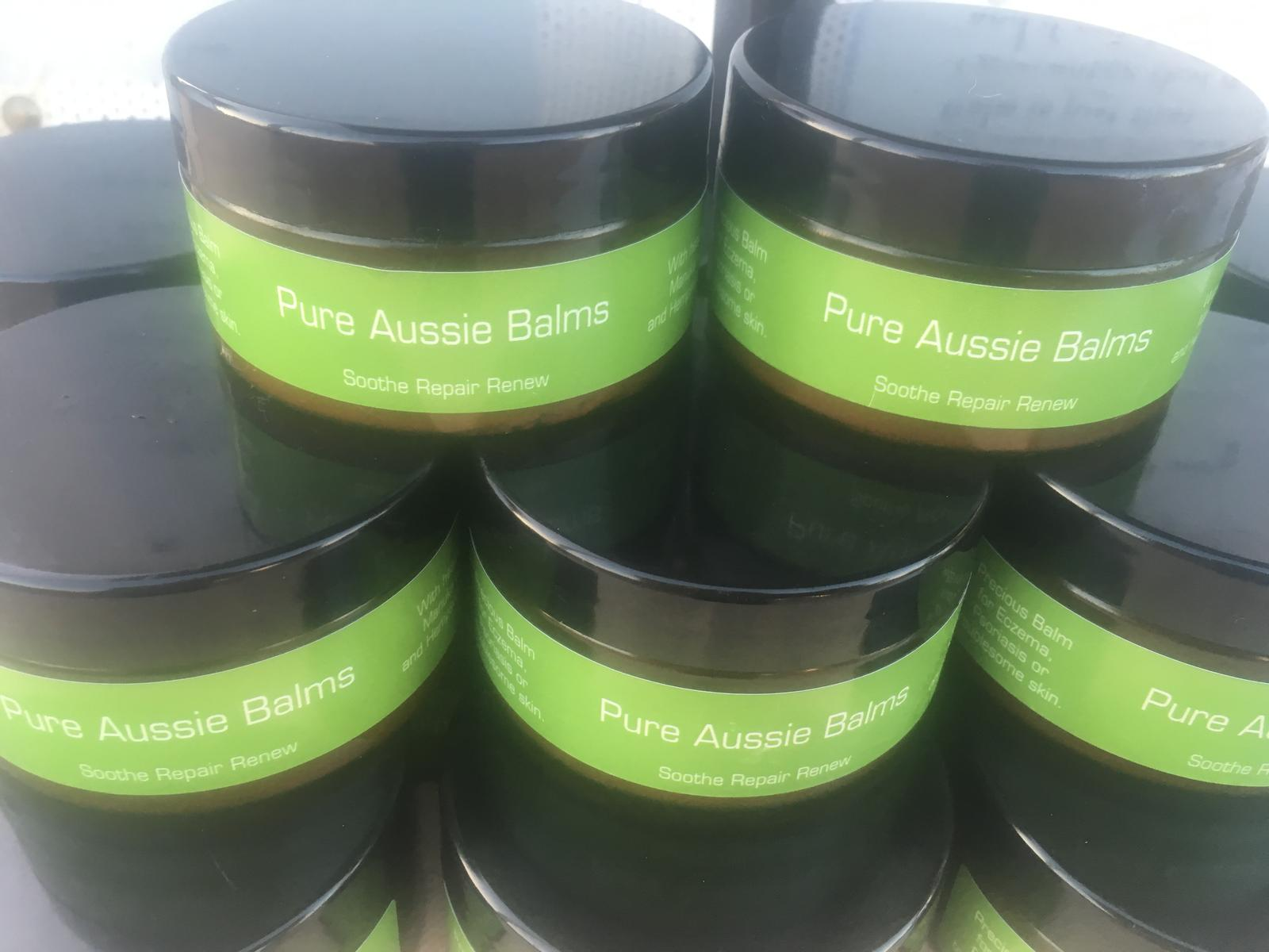 Eczema, psoriasis, sore skin, our balm has a money back guarantee! Babies skin,