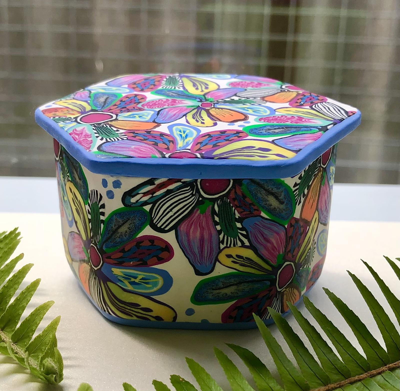 Fantasy Garden Treasure Box