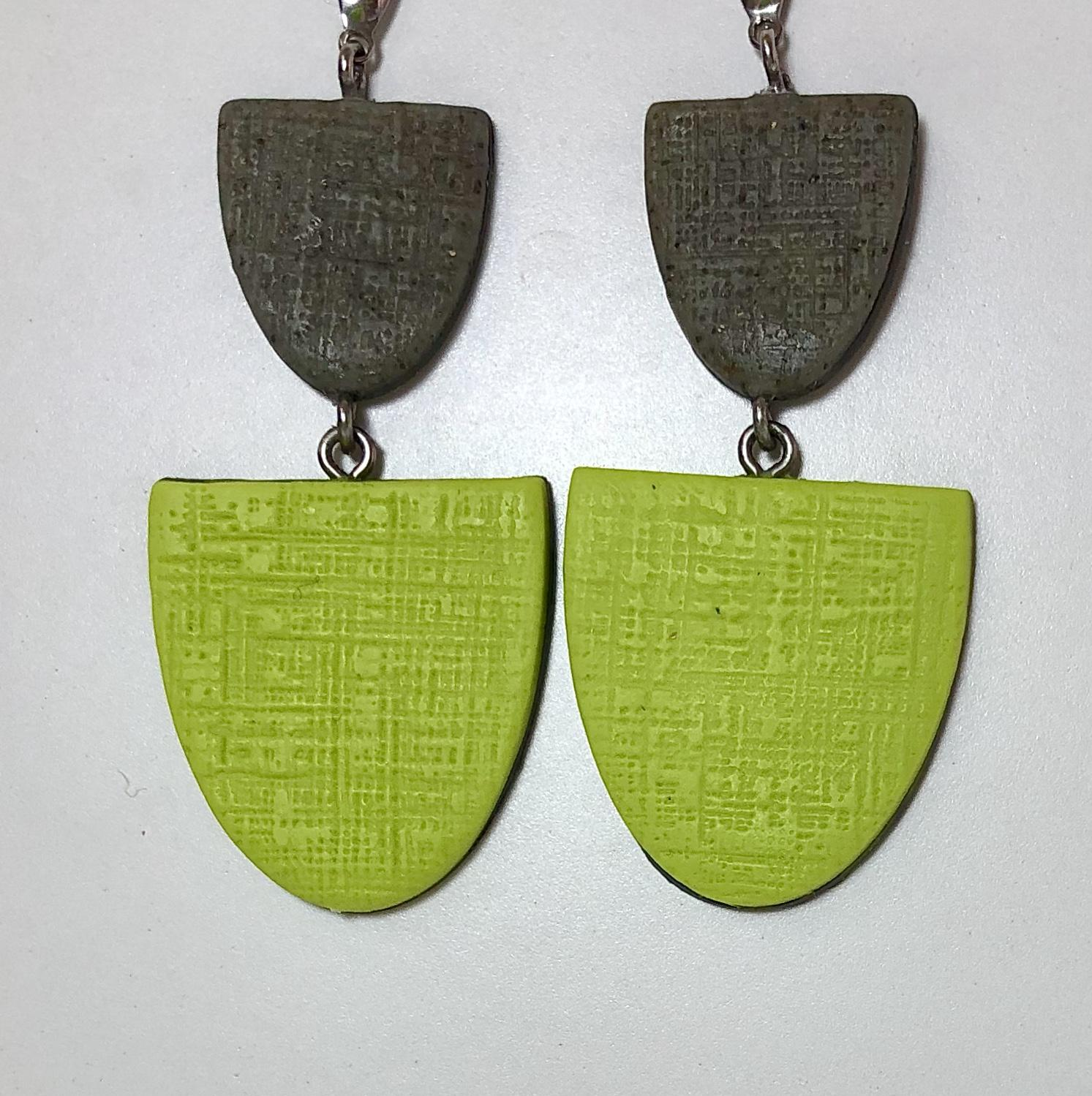 Lime Pop Earrings