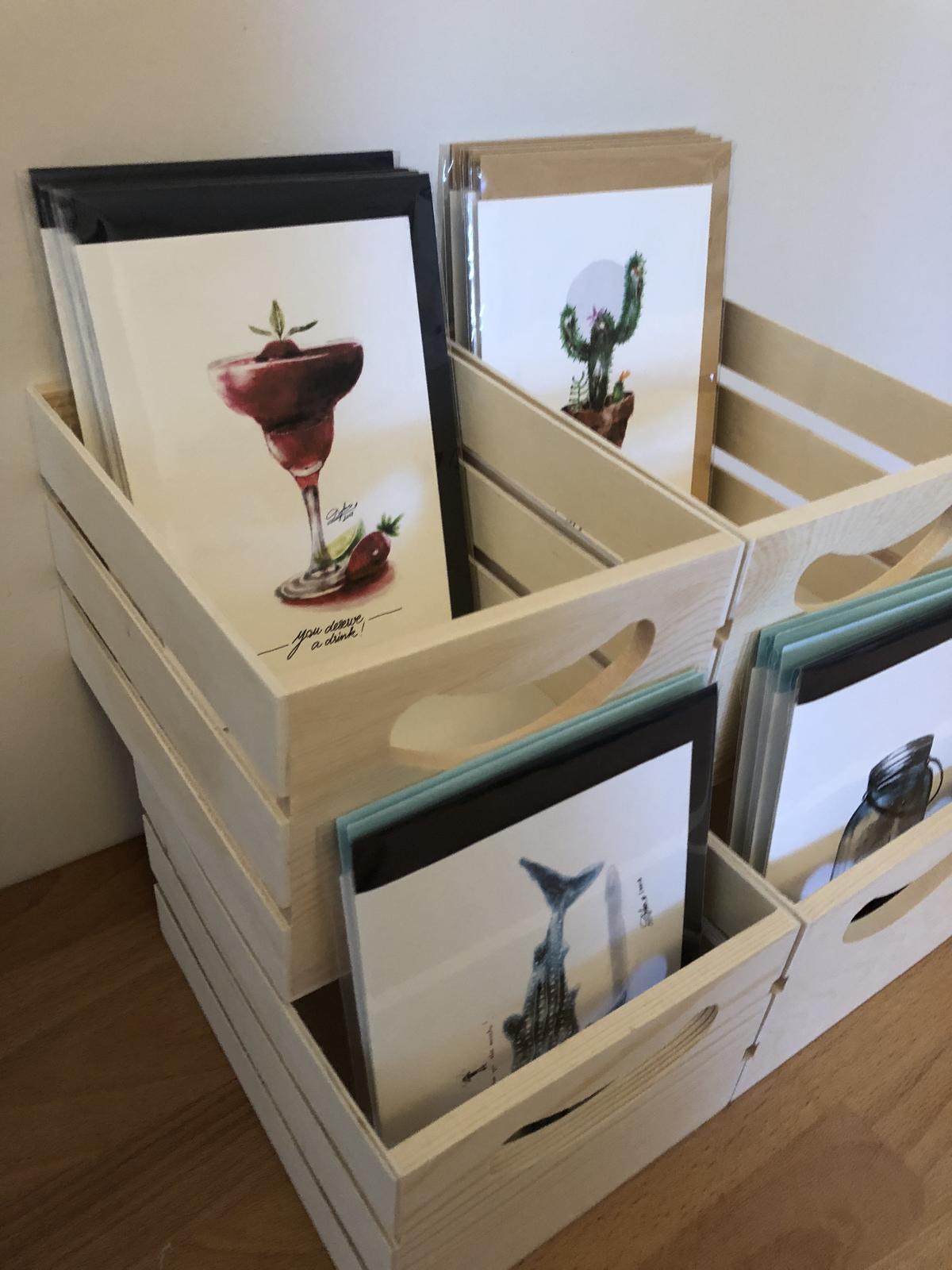 Stall Display - Trial Setup #5 - Merchandising / Props