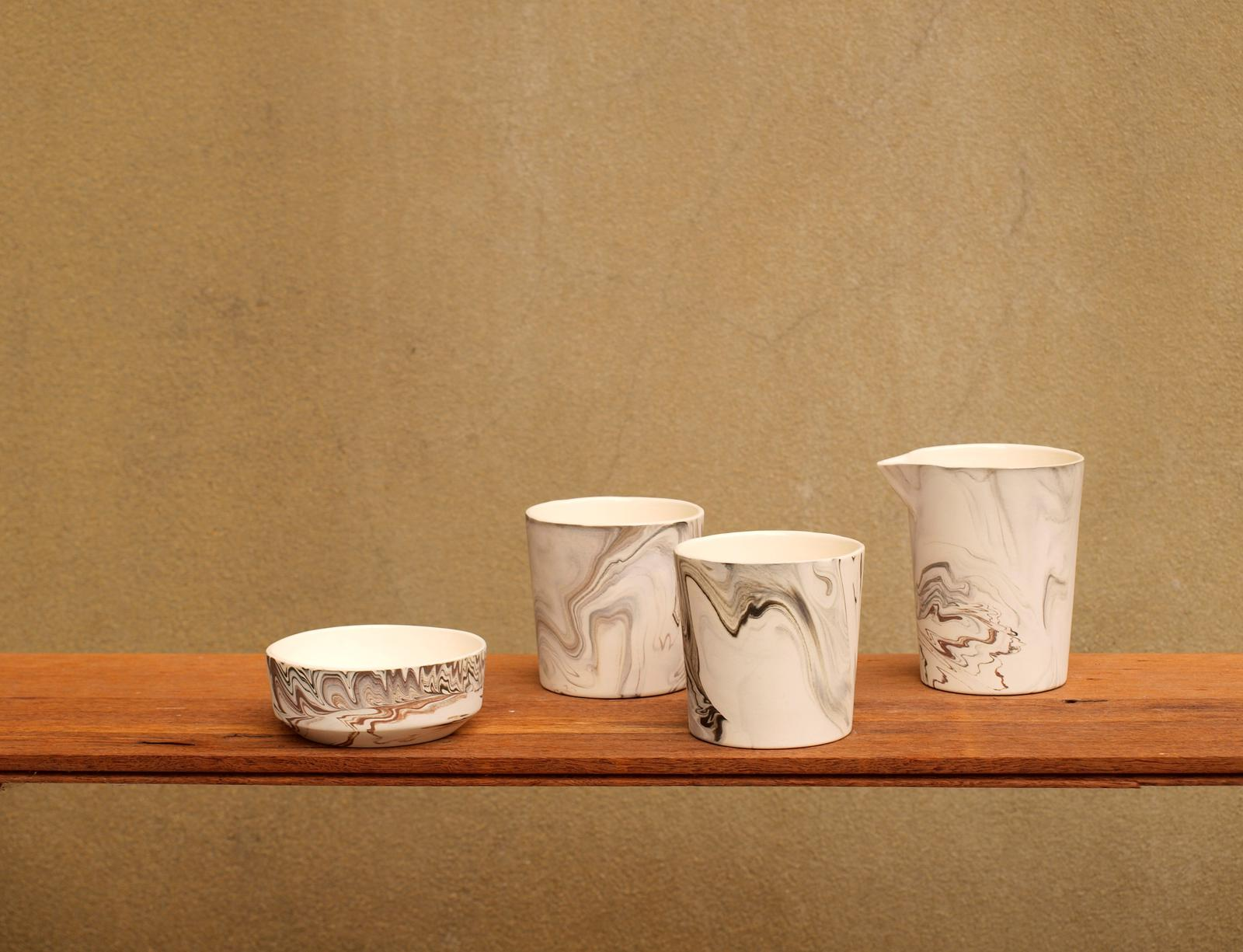 ERVCeramics coffee set