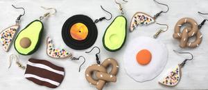 Earrings by Jolene