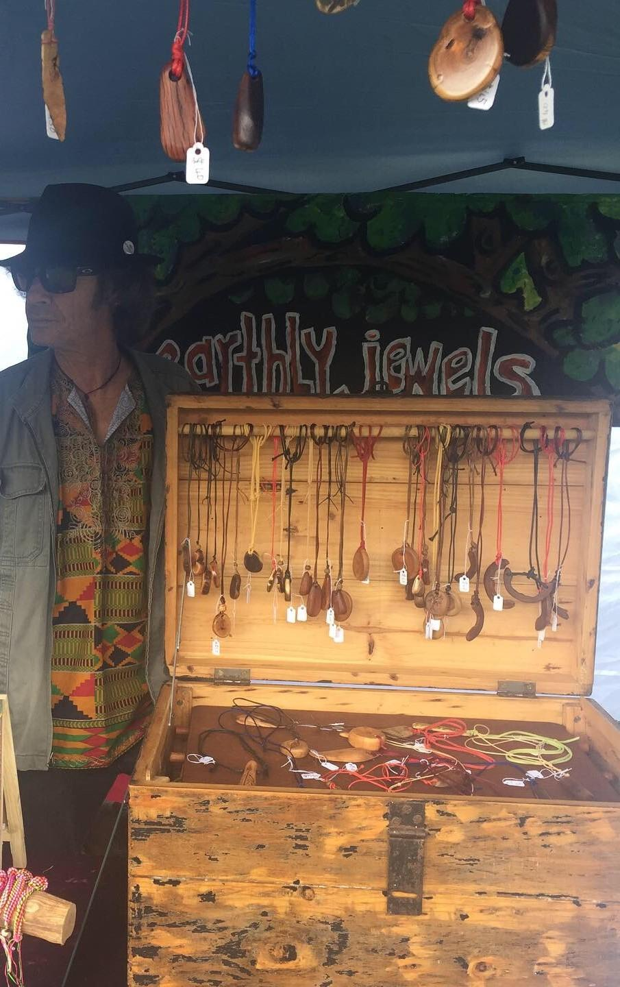 Earthly Jewels Treasure Chest