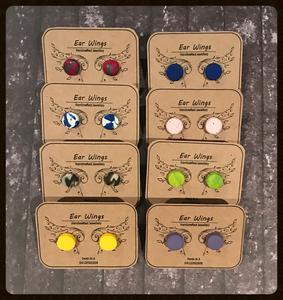 Earwings Handcrafted Jewellery