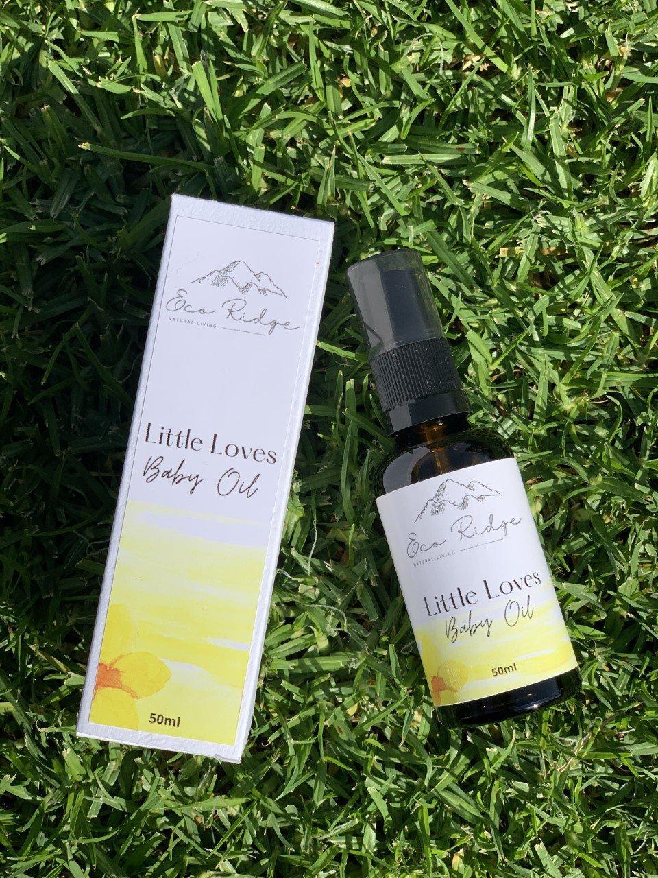 Little Loves - Baby Oil