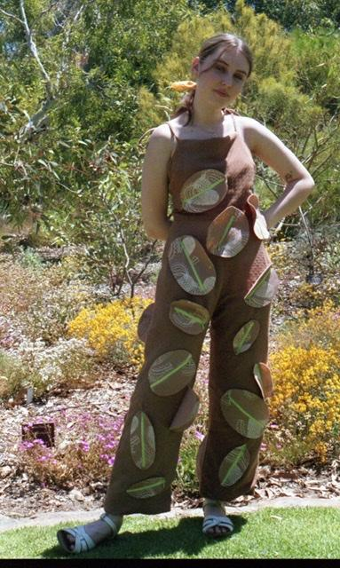 Banksia Seed Pod Jumpsuit