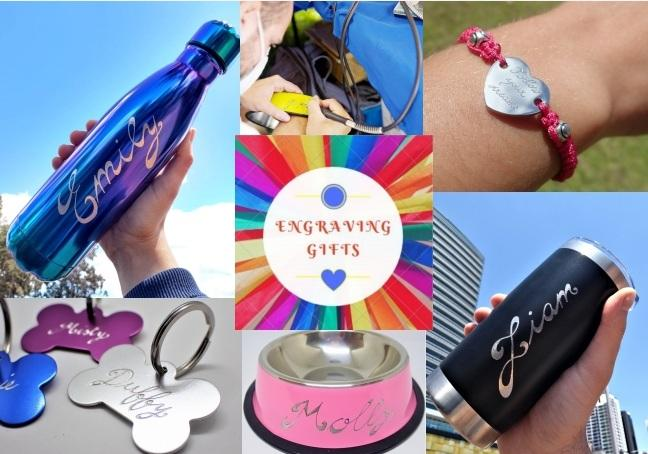 Personalised Gifts Engraved By Hand