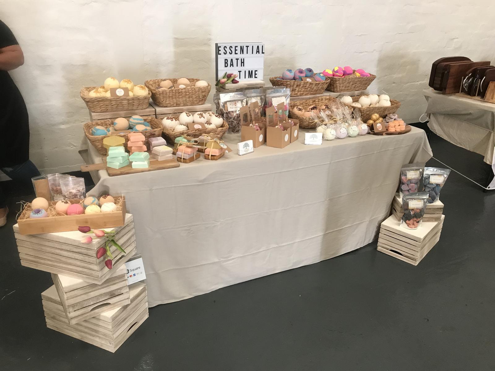 Small market set up