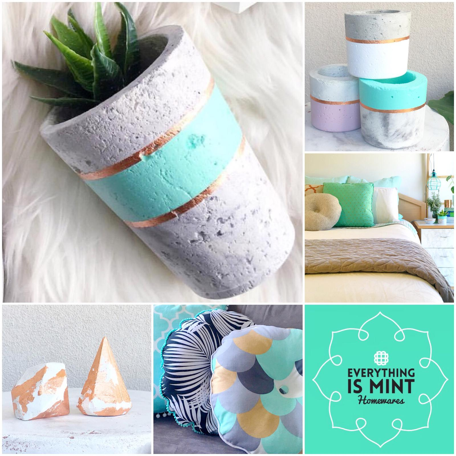 Everything Is Mint Homewares