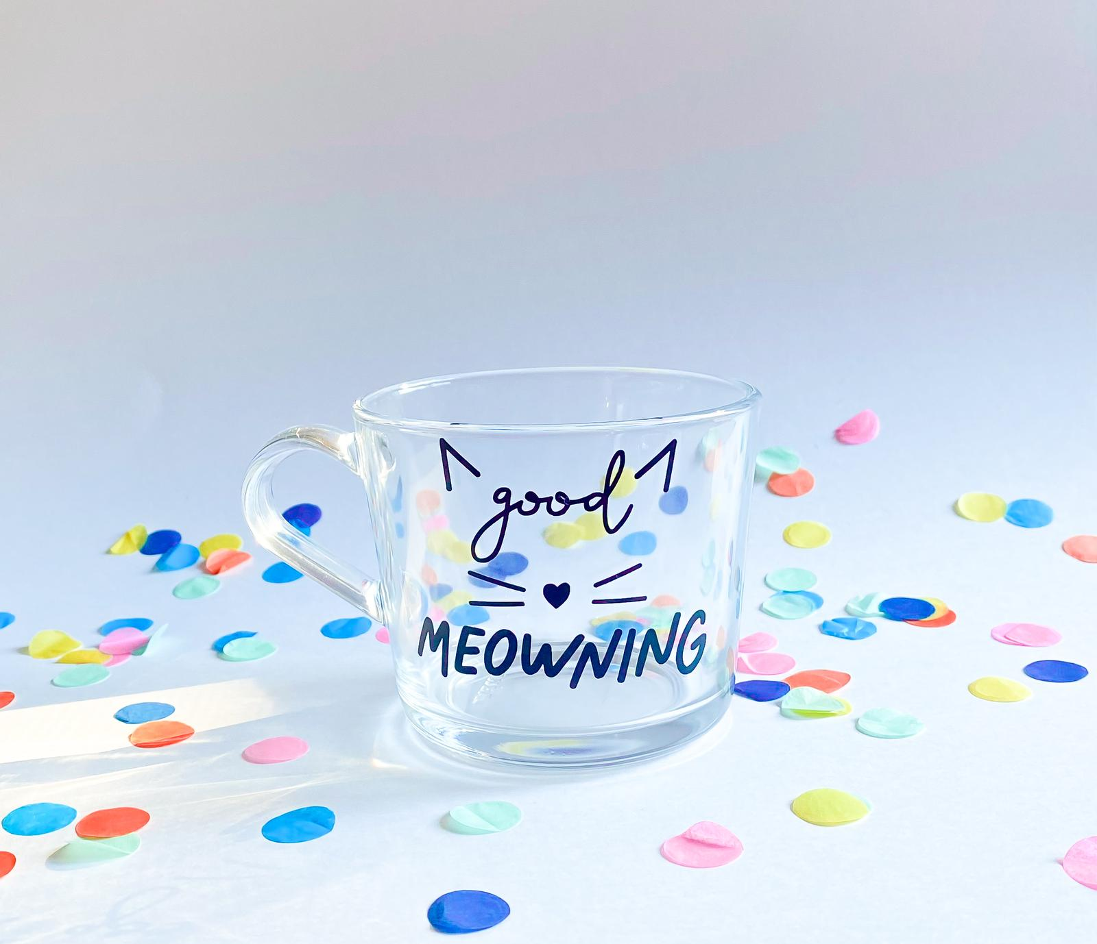 Good Meowning Mug