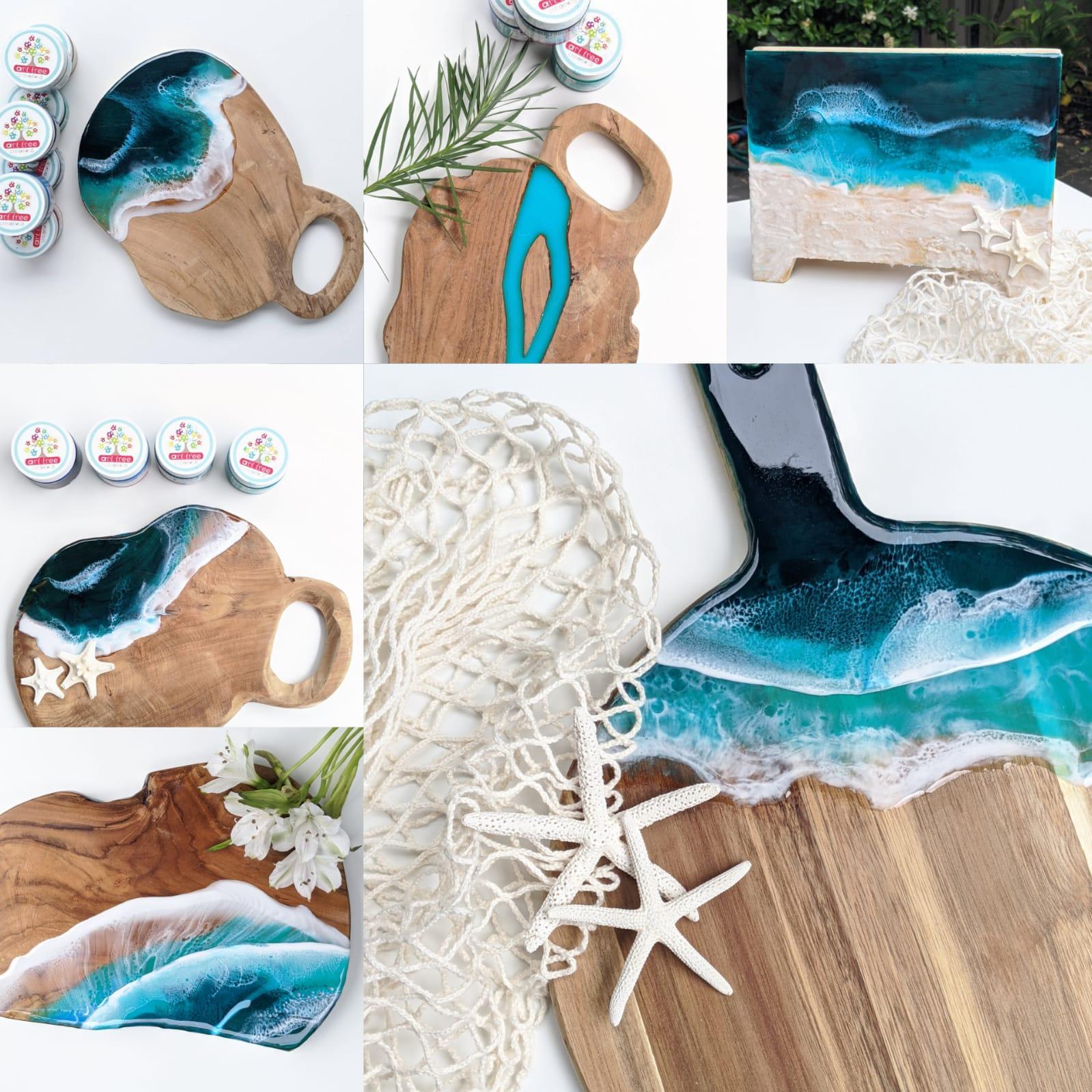 1 Fanartic Ocean Theme