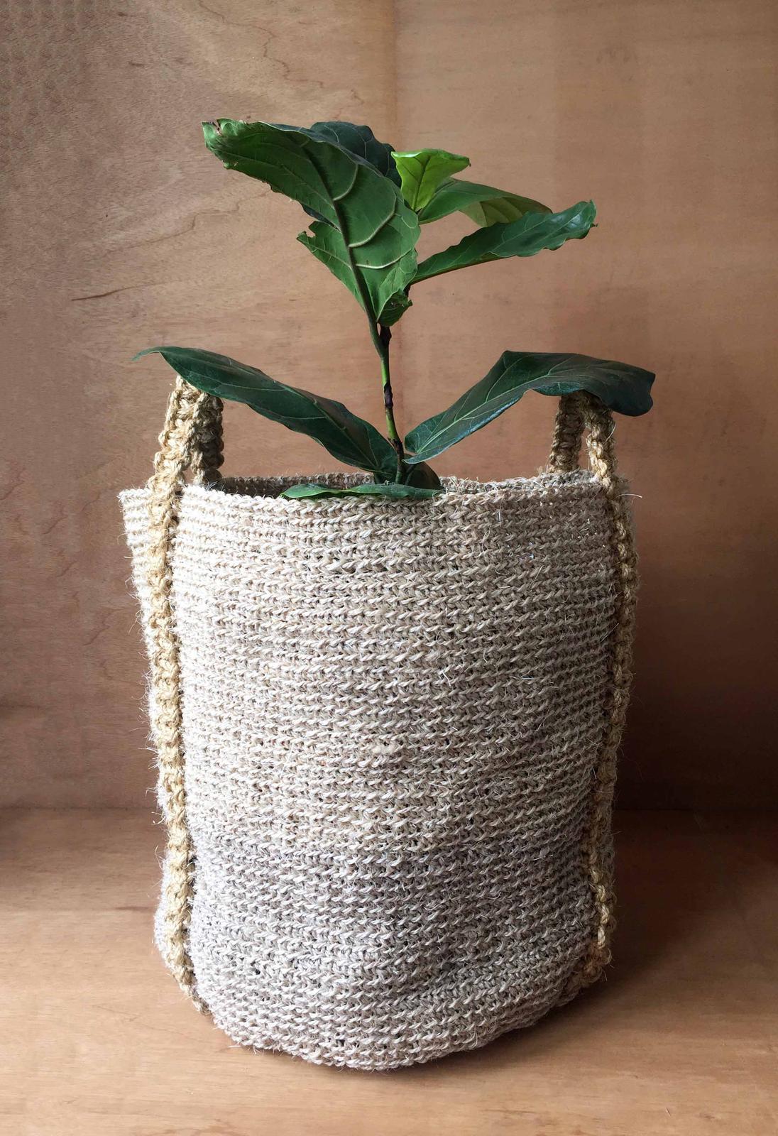 Sisal basket large (basket only)