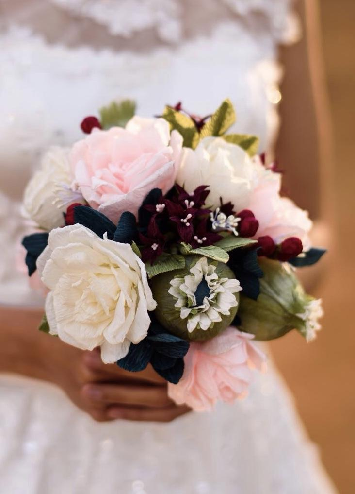 Bespoke custom bouquets (photo by Jason Tey Photography)