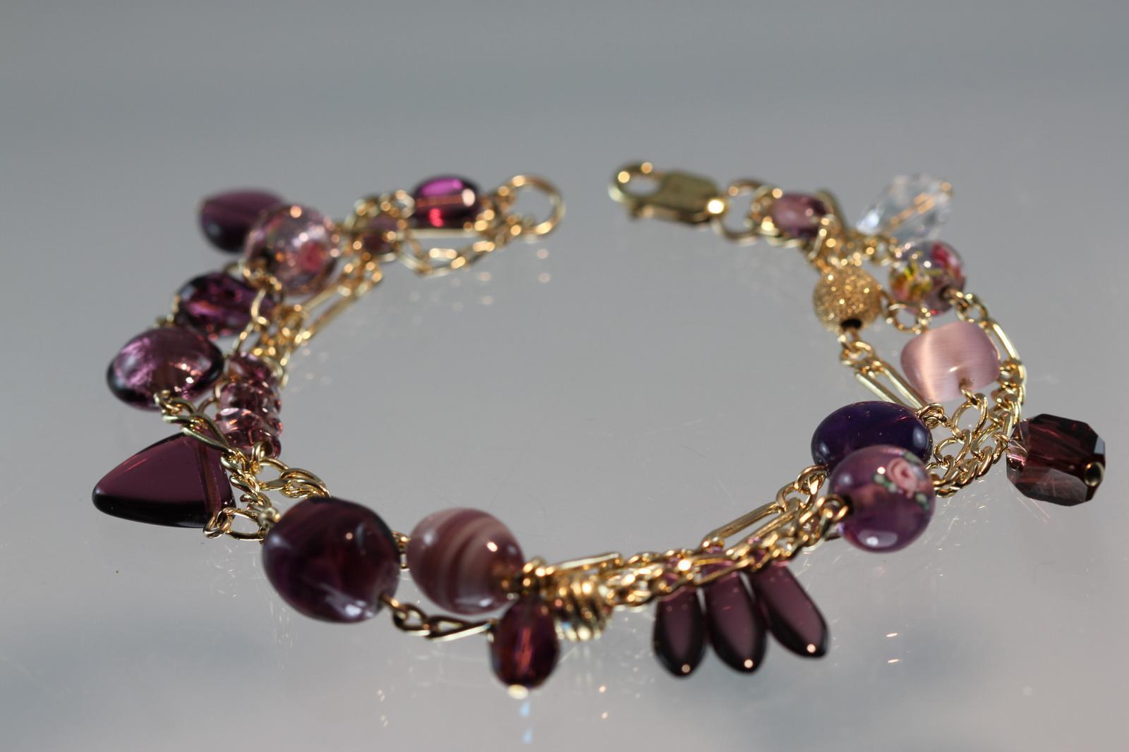 Amethyst Harmony Bracelet