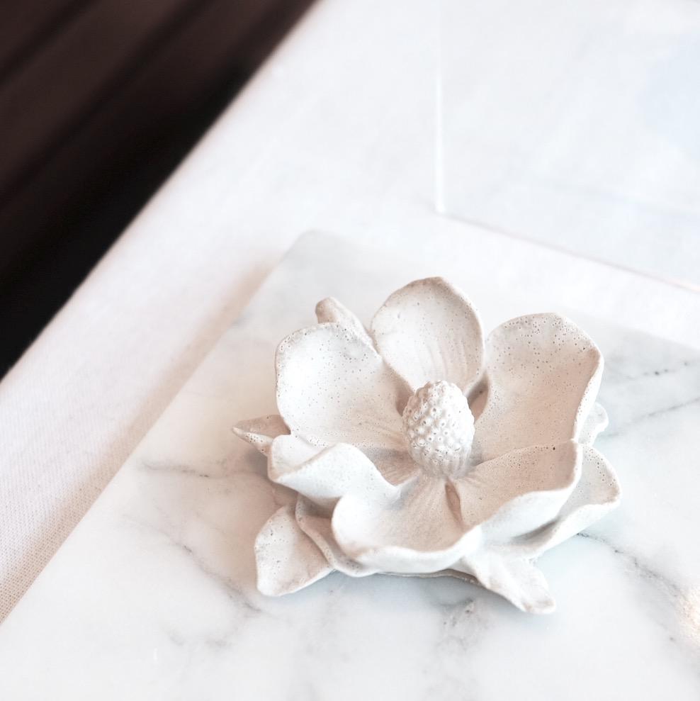 """Aromatic gypsum """"magnolia"""""""