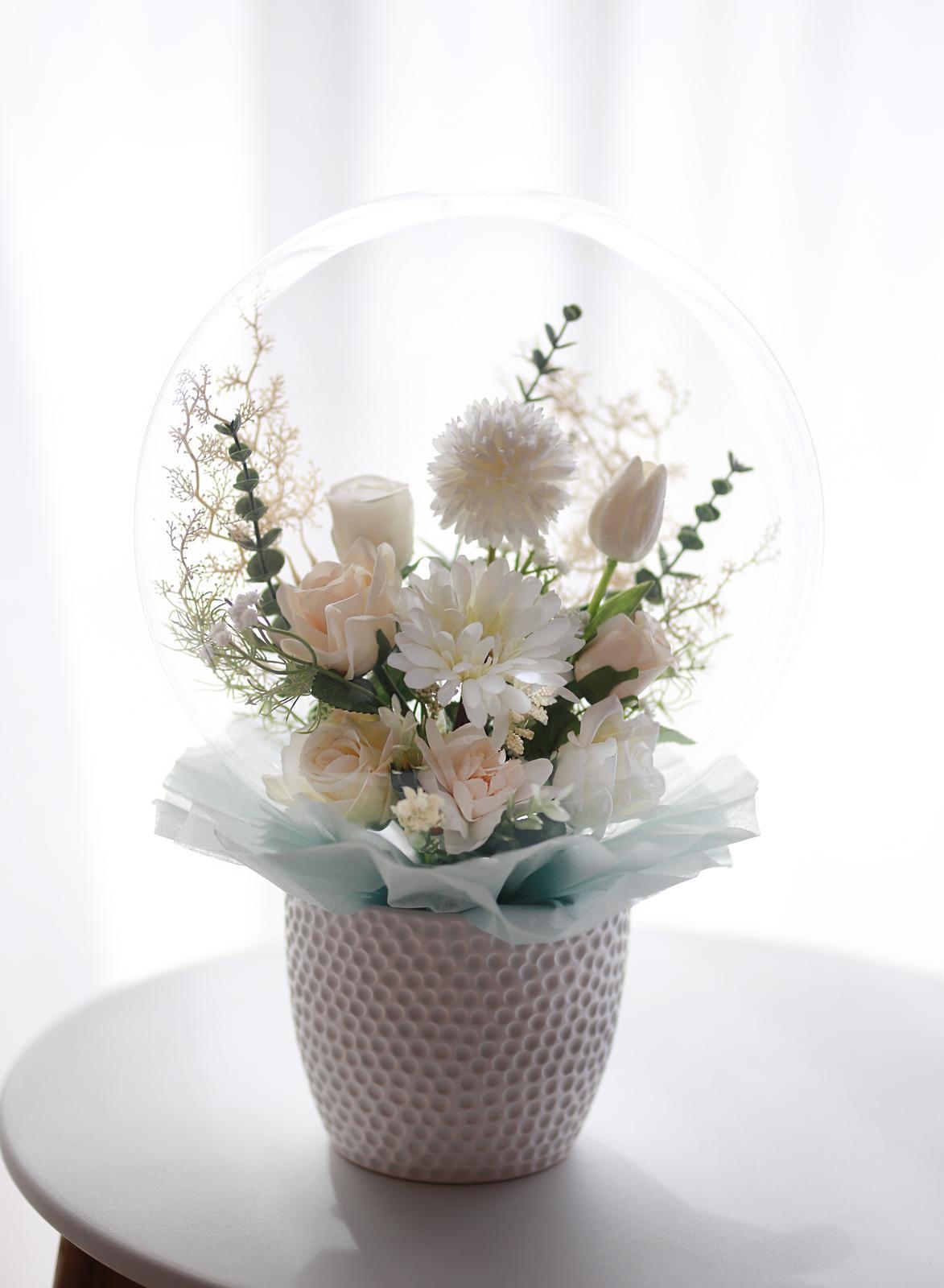 Medium flowerballoon pot type