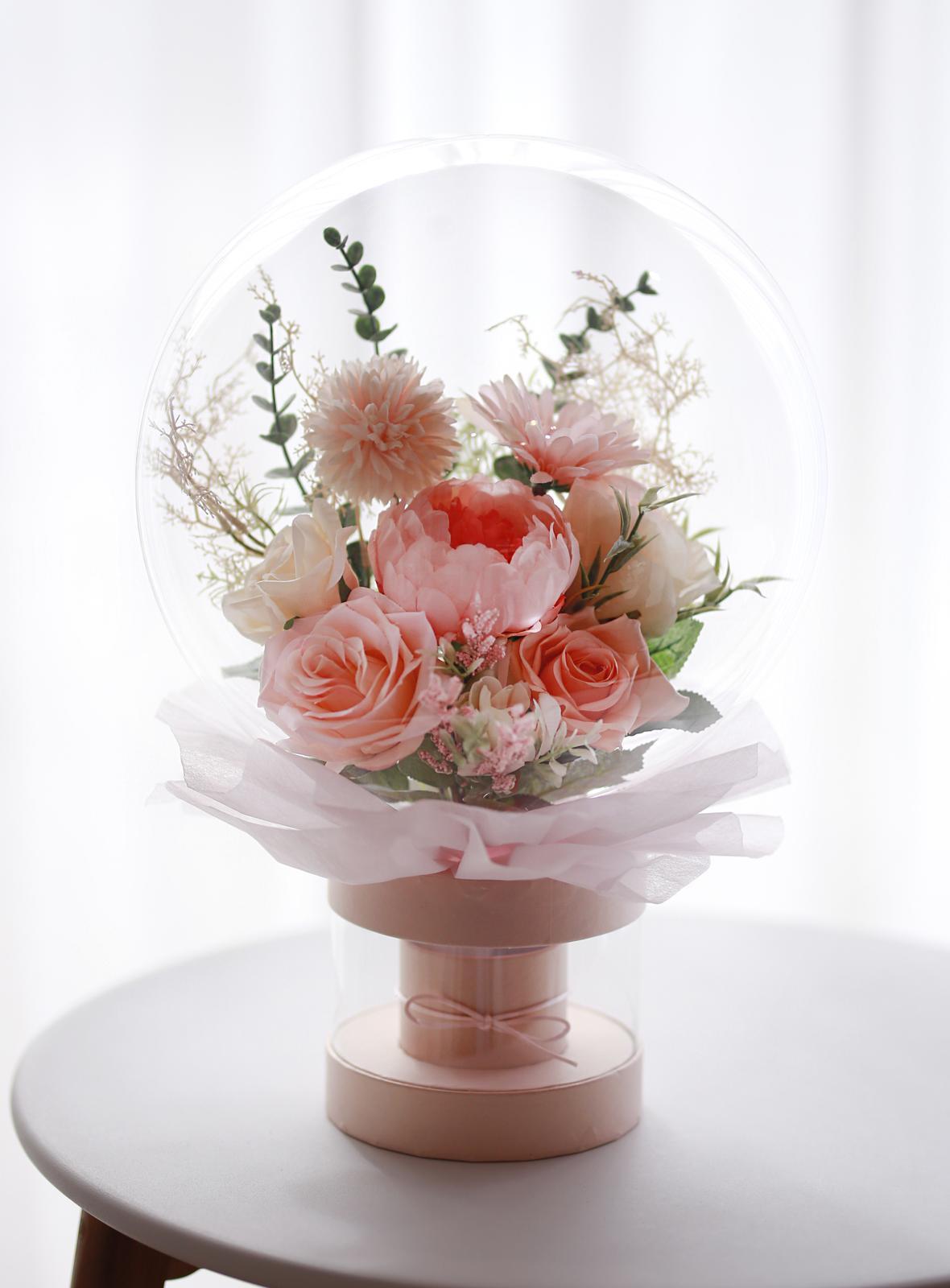 Medium flowerballoon box type